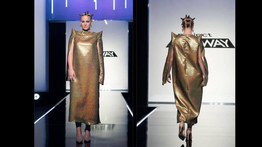 Sentell Mcdonald S Project Runway Season 16 Episode Final Look Project Runway Season 16 Project Runway Fall Fashion Week