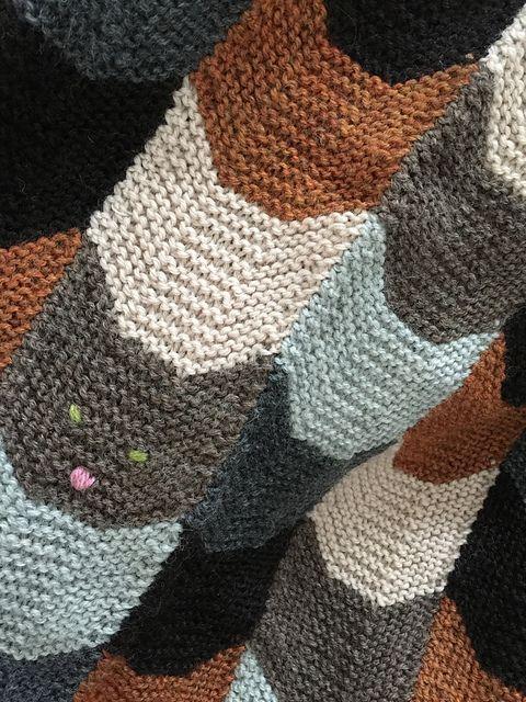 Kitties On My Lap Blanket Pattern By Magda Stryk Therrien Blanket