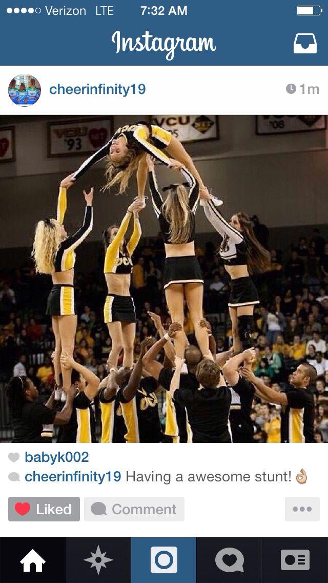 Cheer Stunts Cheer Stunts Cheerleading Stunt Cheerleading