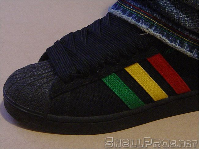 adidas superstar hemp rasta