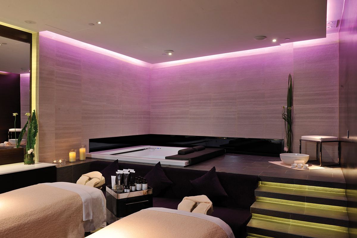 The Mira Hong Kong Spa interior decor #Decor | My Dream House ...