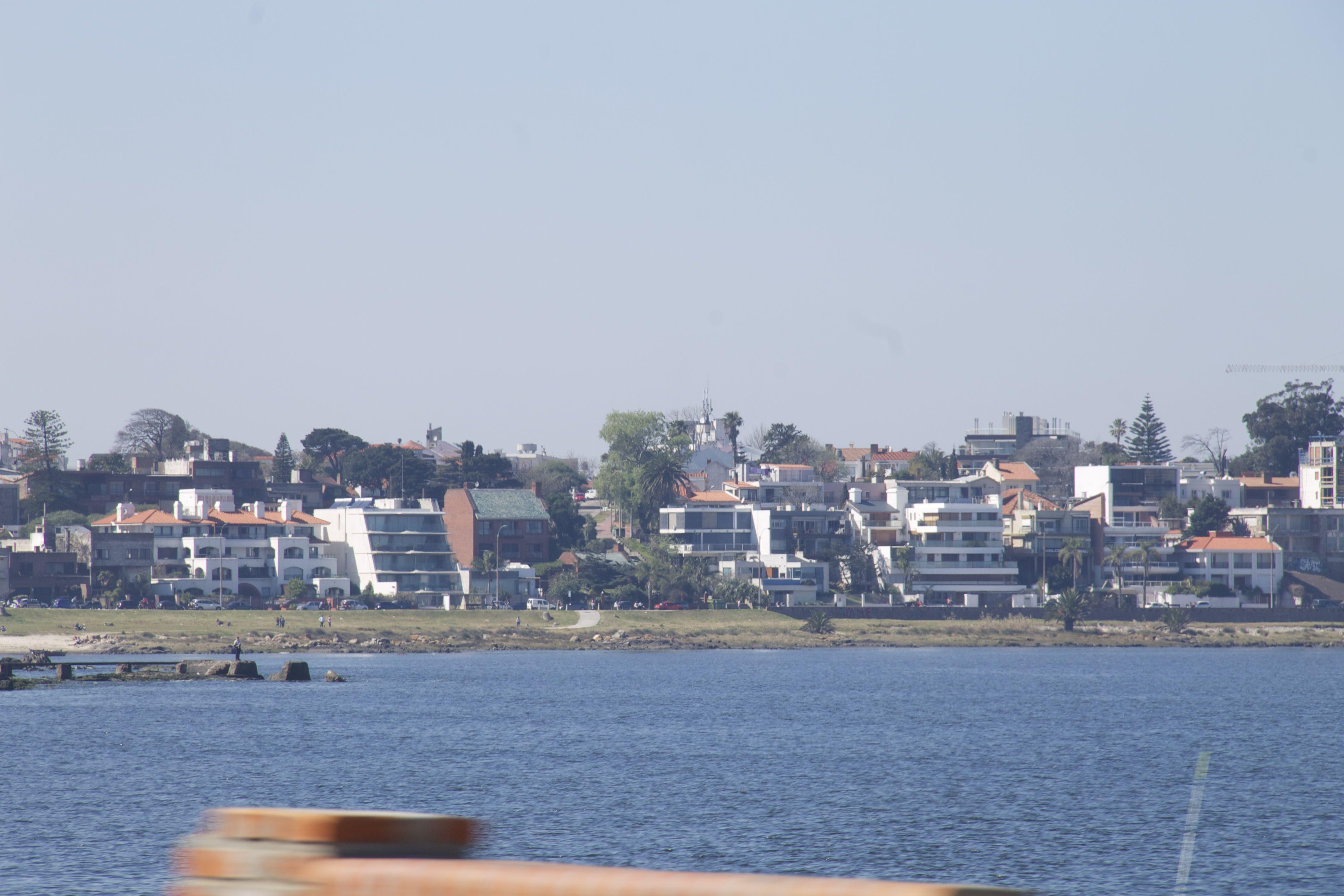 Punta Gorda Montevideo Montevideo San Francisco Skyline Skyline