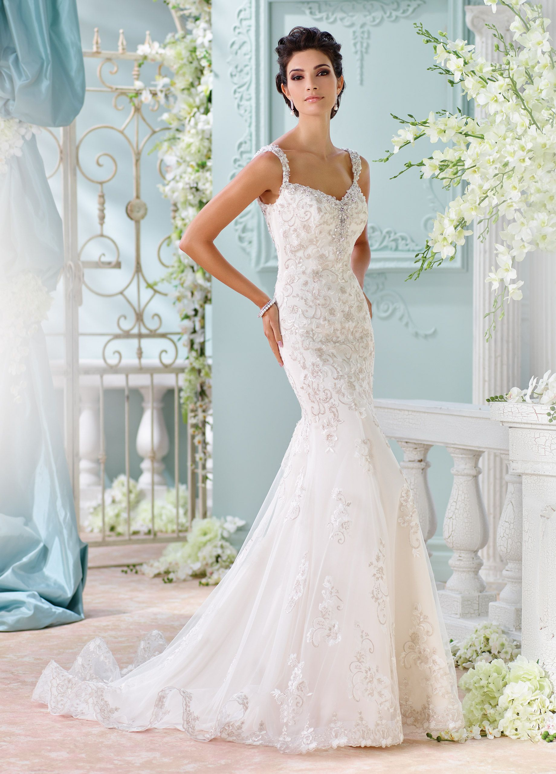 satin backless wedding dress – Fashion dresses