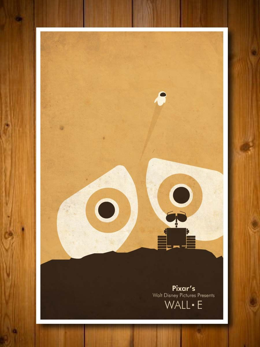 Disney-Pixar\'s - WALL-E 11\
