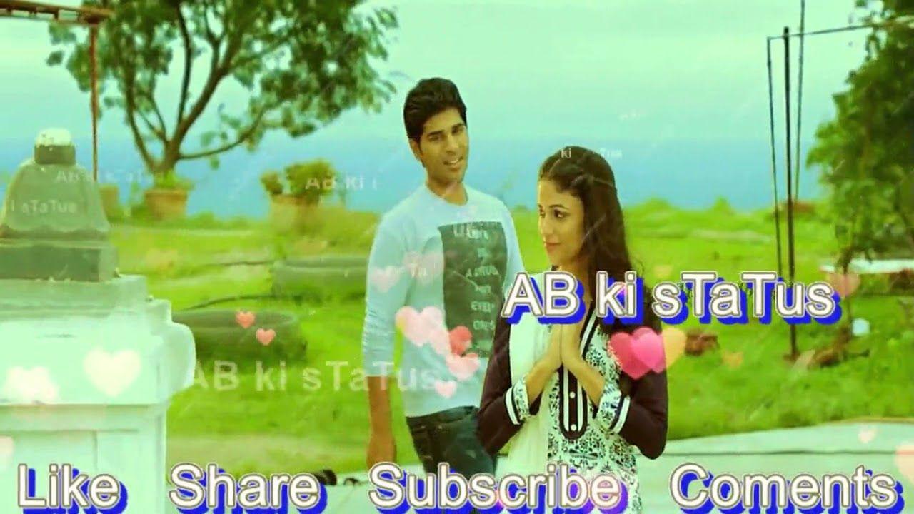 Most Romantic Video Status | AB ki sTaTus | Whatsapp Lyrics Status