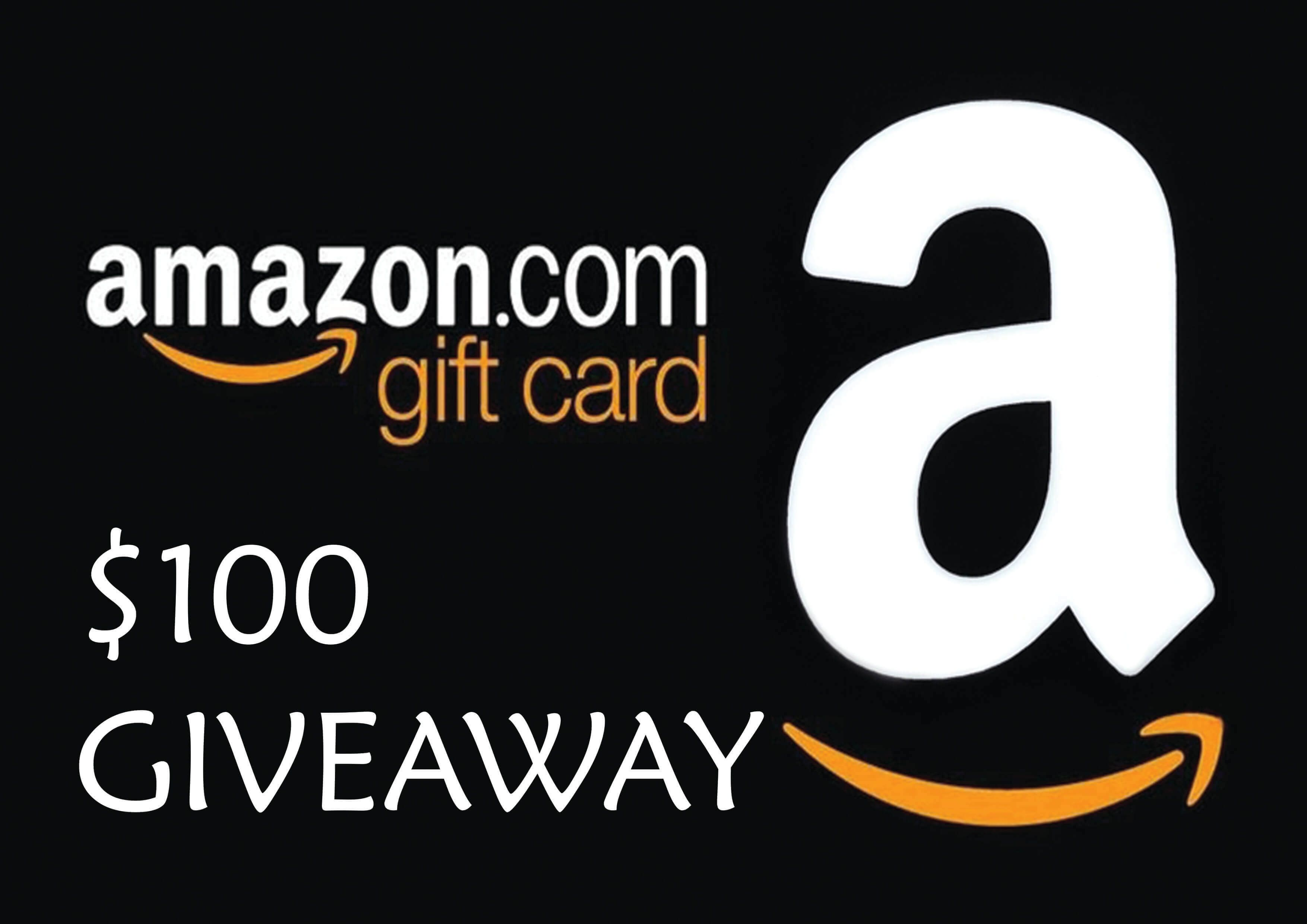Enter To Win A 100 Amazon Gift Card To Save Money On Shopping