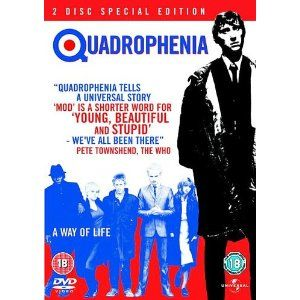 Quadrophenia (2 Disc Special Edition) [DVD]: Amazon.co.uk: Phil Daniels, Mark Wingett, Leslie Ash, Shelly Desai, Leela Mishra: Film & TV