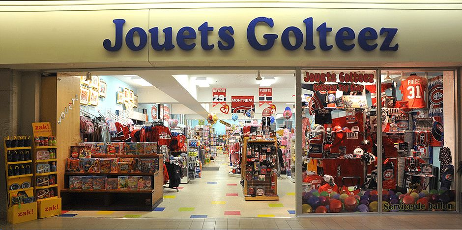 Welcome To Golteez Montreal S Best Independent Toy Store Come In