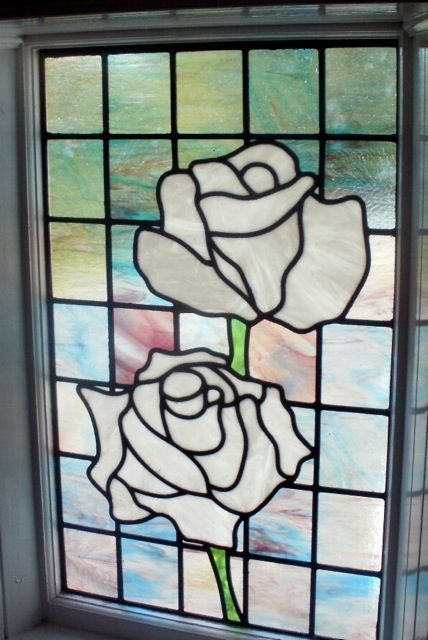 Воскресение рисунок на стекле