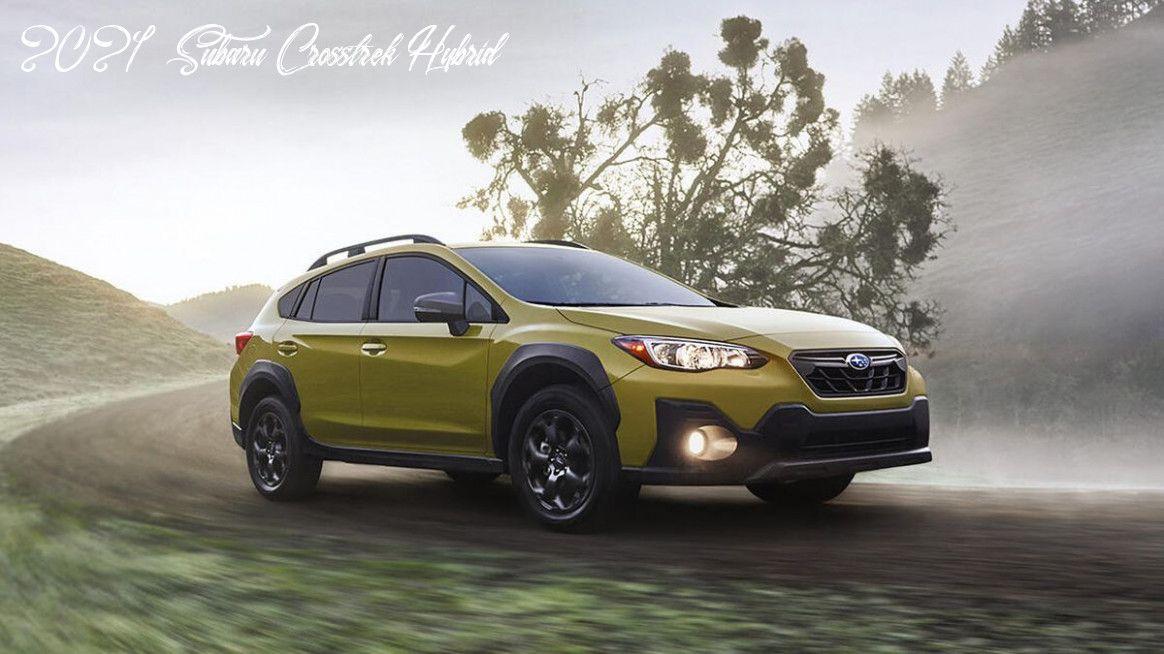 2021 Subaru Crosstrek Hybrid New Review In 2020 Subaru Crosstrek Subaru Car