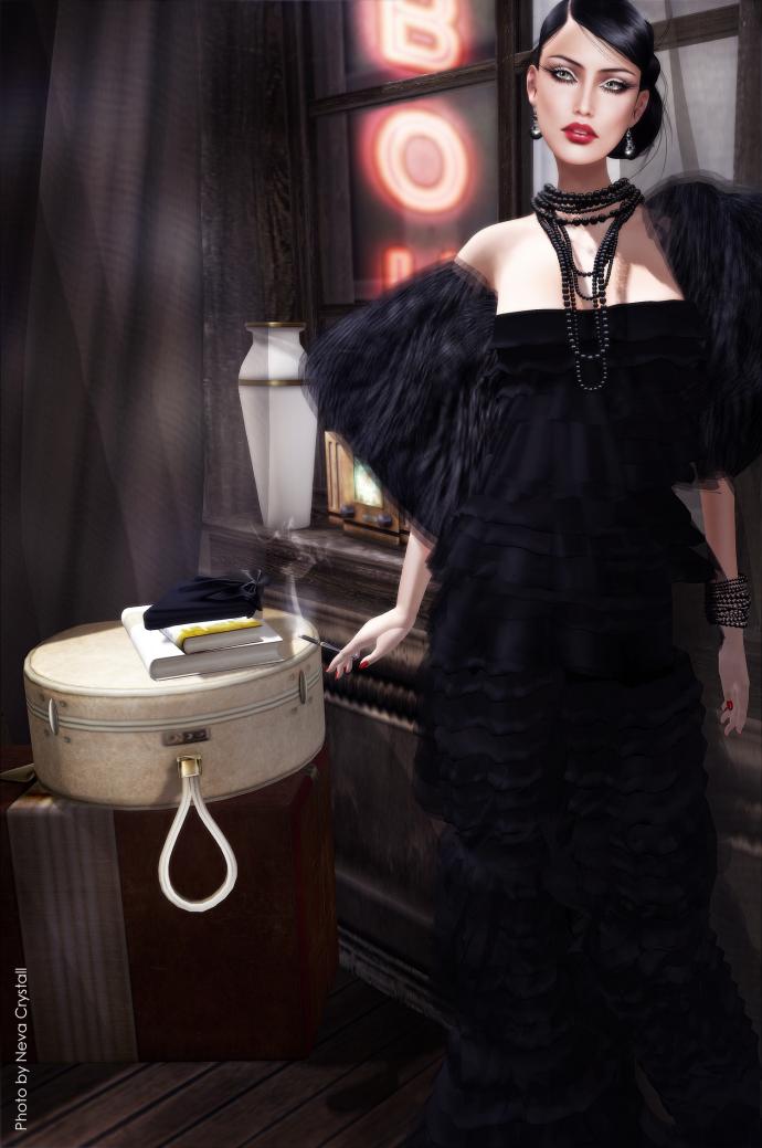 Neva Crystall -- Belleza for Vintage Fair 2012 | Second Life