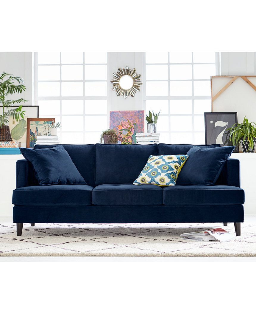 Tremendous Swan Fabric Sofa Furniture Macys In 2019 Furniture Machost Co Dining Chair Design Ideas Machostcouk