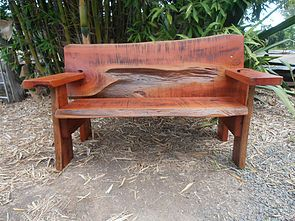 Bush Furniture Bush Furniture Wooden Garden Benches Furniture