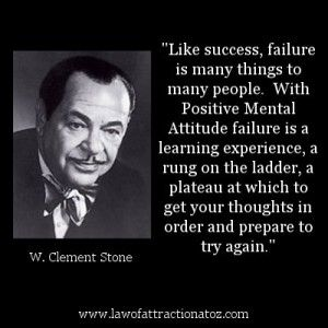 W Clement Stone Quote W Clement Stone Pinterest Quotes