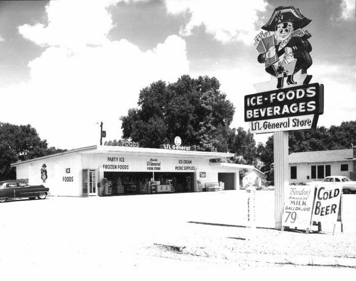 south macdill ave lil general store 1959 we had these stores in the