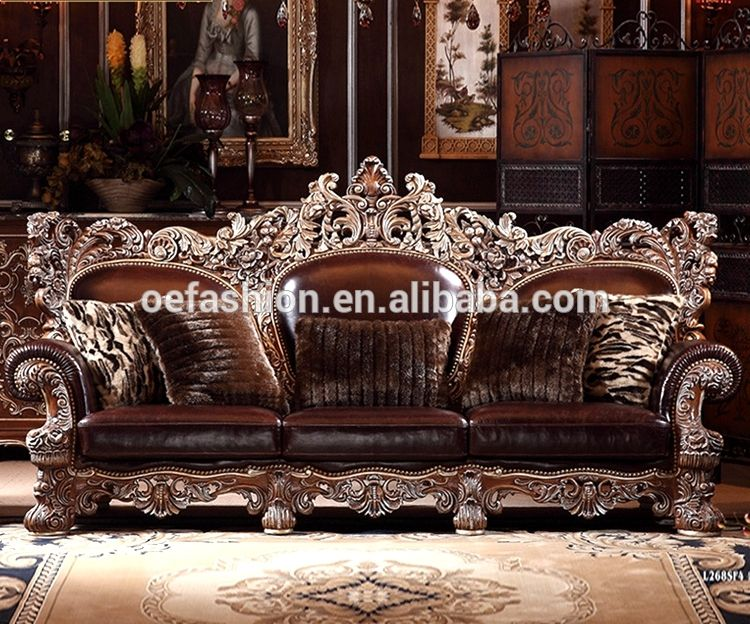 Oe Fashion Luxury Wooden Home Living Room Sofa Set Furniture From China View Home Furniture Luxury Oe Fashion Product Details From Foshan Oe Fashion Furniture Living Room Sofa Set Home Living Room Furniture