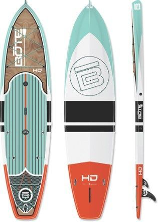 Bote Hd Stand Up Paddle Board 10 6 Rei Com Paddle Standup Paddle Paddle Boarding