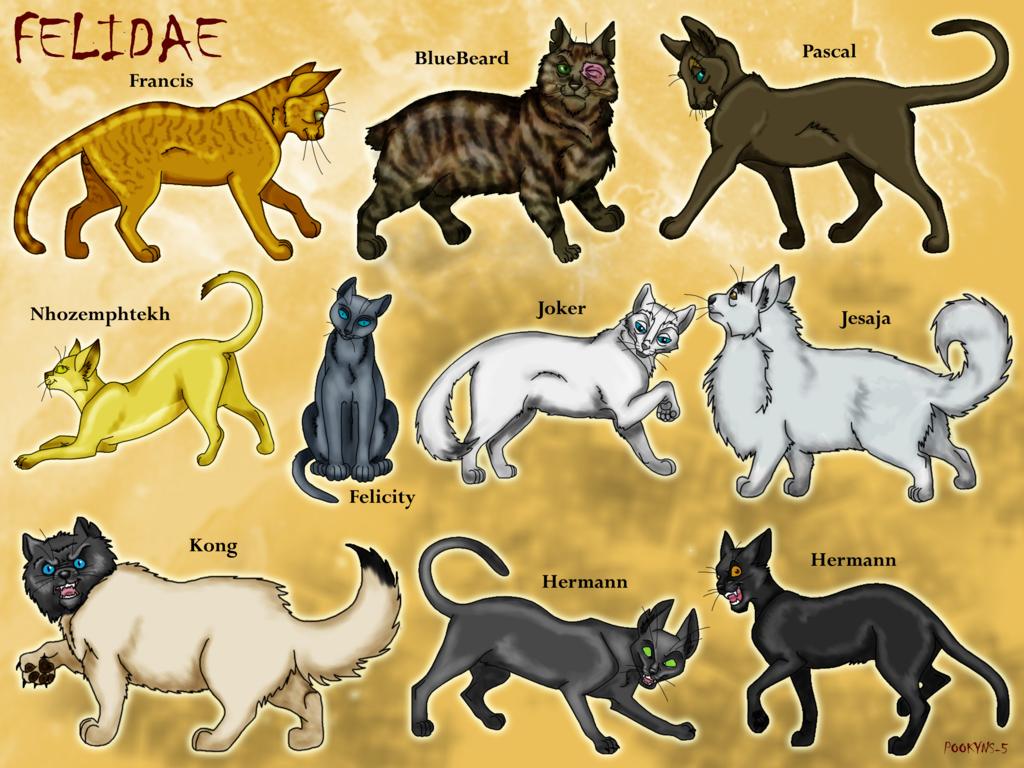 Felidae Not For Children Cartoon R Rated Cari Cat Ures