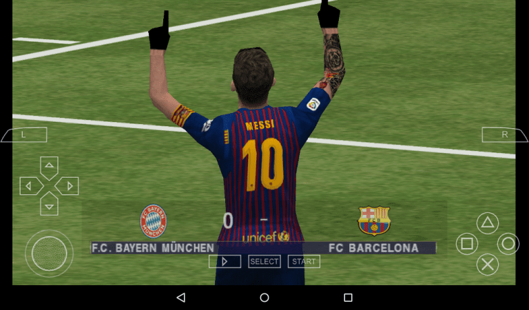 Download PES 2019 PPSSPP Game for Android | zakaria | Games, Pro