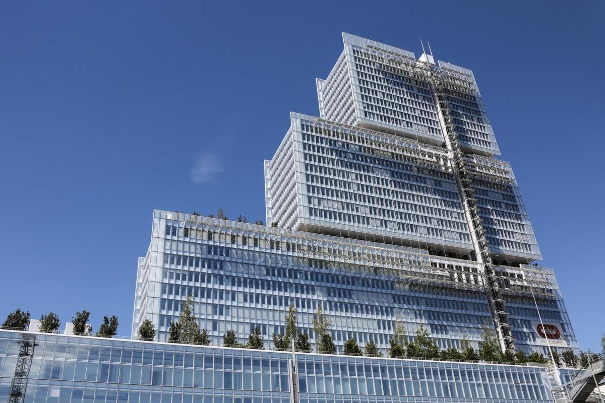 Opere Di Renzo Piano il sole 24 ore mobile - gli 80 anni di renzo piano, le sue
