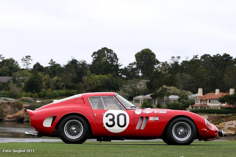 1962 Ferrari 250 Gto Scaglietti Berlinetta S N 3223gt With Images