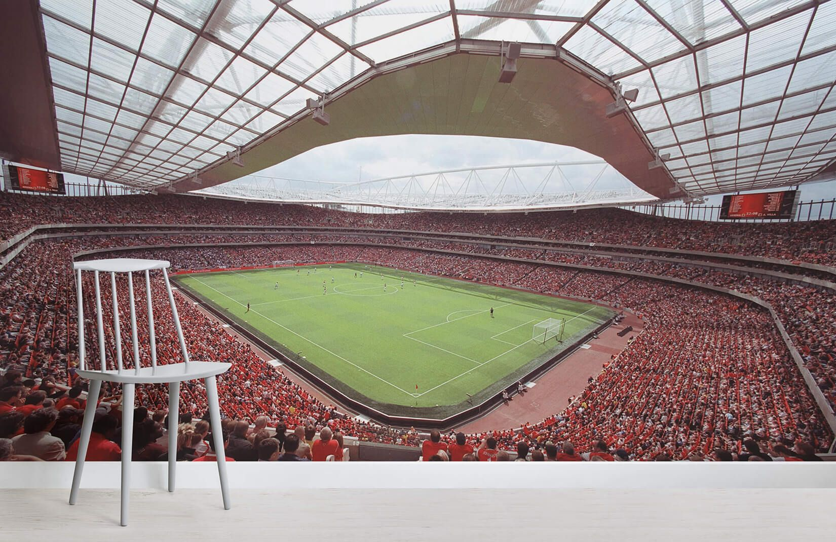 Best Emirates Stadium Arsenal Wall Mural Stadium Wallpaper 400 x 300