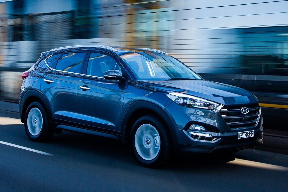 2017 Hyundai Tucson Review (With images) Hyundai tucson