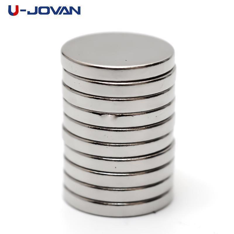 10-25pcs 12 X 3 mm Neodymium Disc Super Strong Rare Earth N50  Fridge Magnets