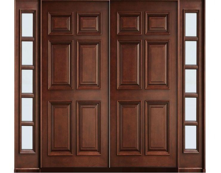 Main Double Door  Panel Hpd Main Doors Al Habib Panel Doors