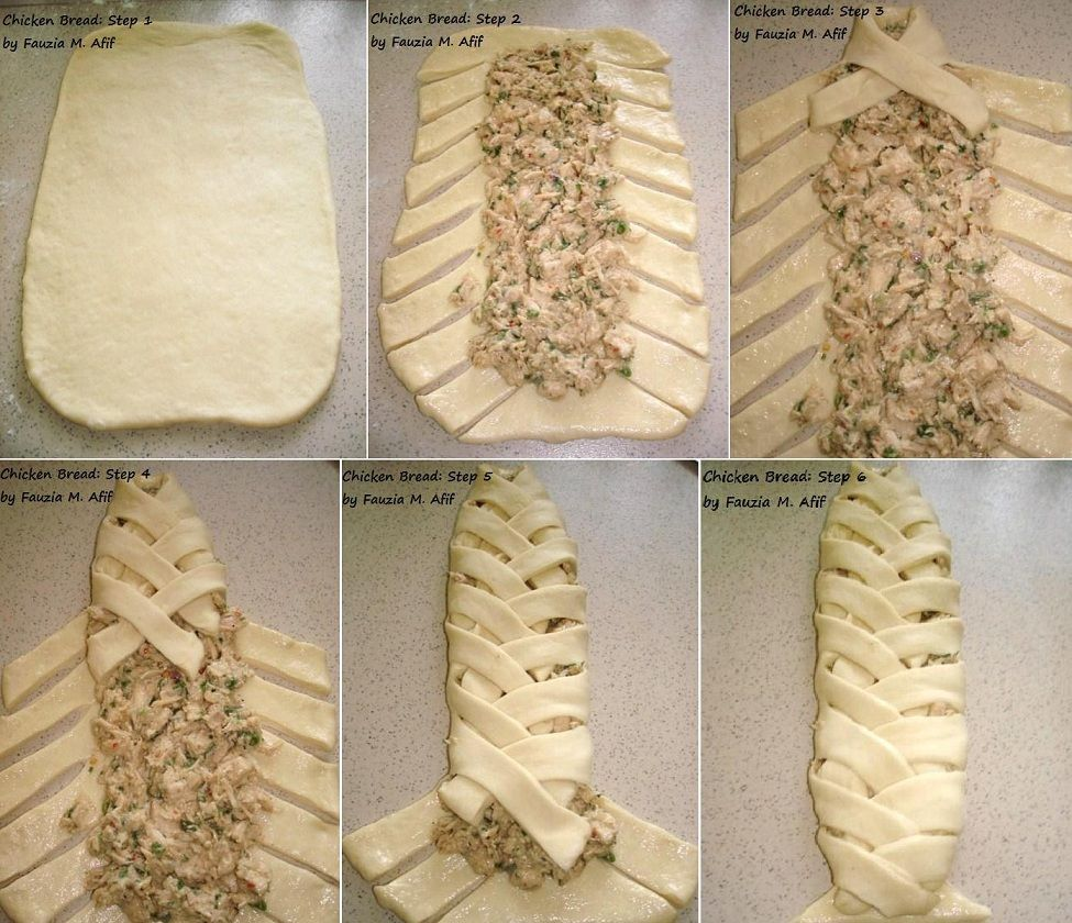 Chicken Bread Chicken Snacks Ramzan Recipe Bread Recipes
