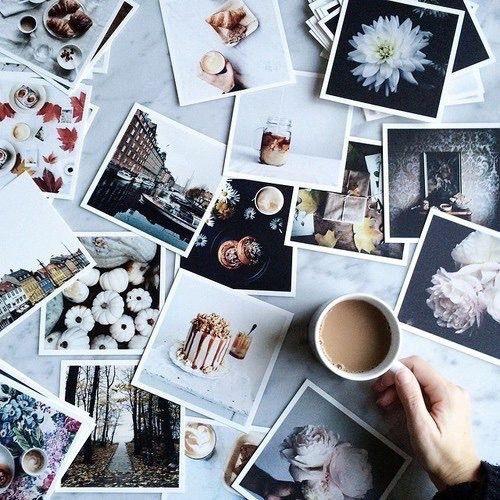 Výsledek obrázku pro tumblr flat lay memories