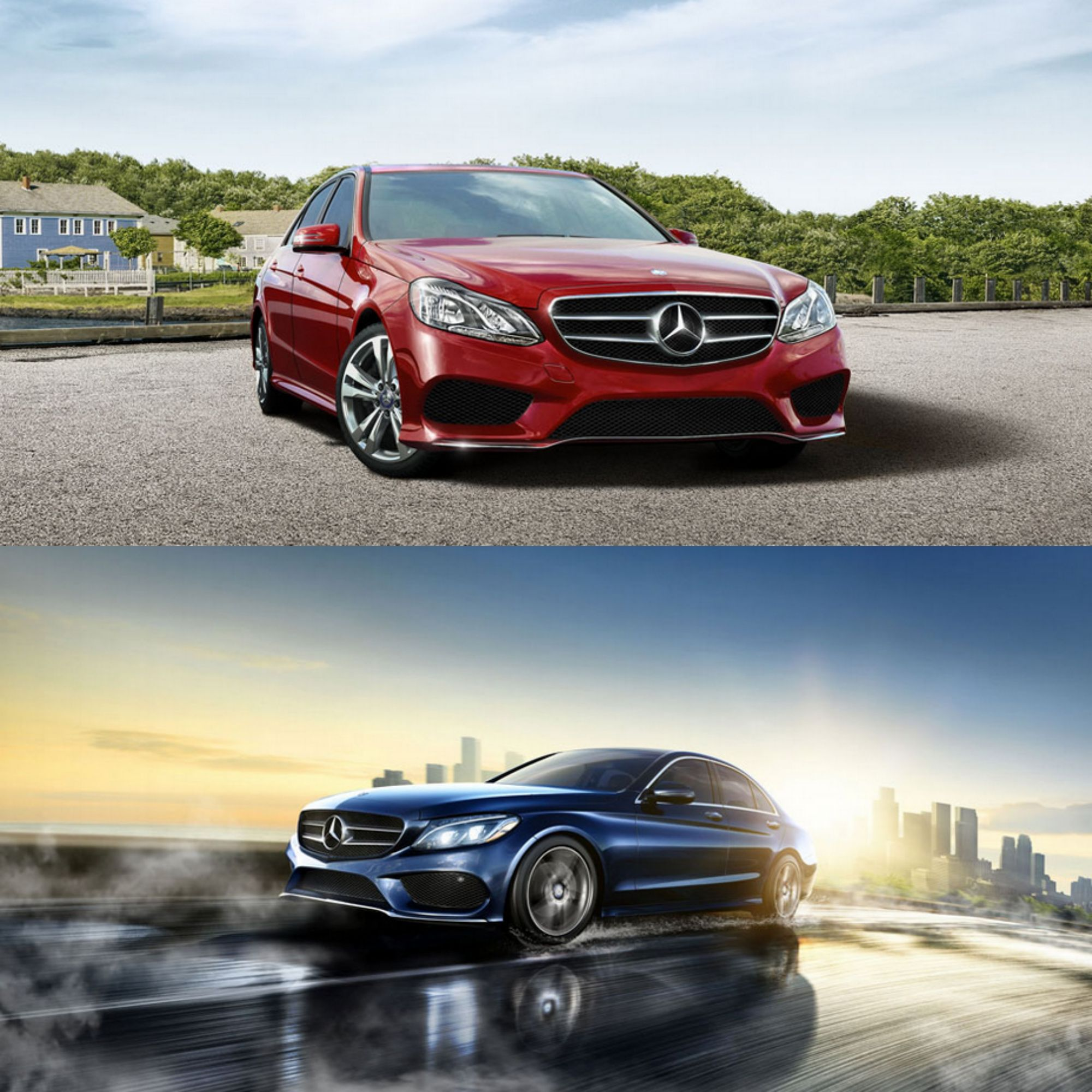 Experience Luxury At It's Finest With A Mercedes-Benz