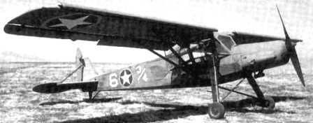 Captured Fi-156 Storch in USAAF markings (Date and location unknown)