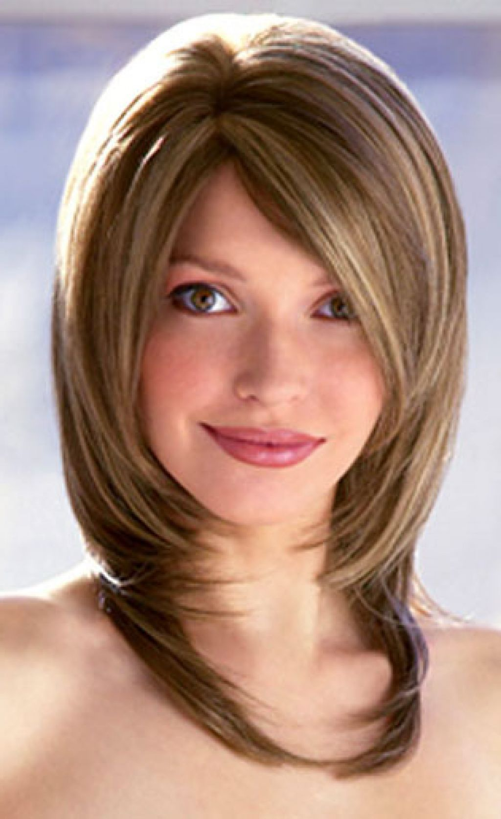 medium length bob hairstyles for round faces - Google Search | Beauty | Pinterest | Medium ...