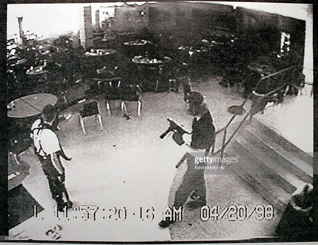Evidence Connected To Columbine Massacre Displayed For First Time ...