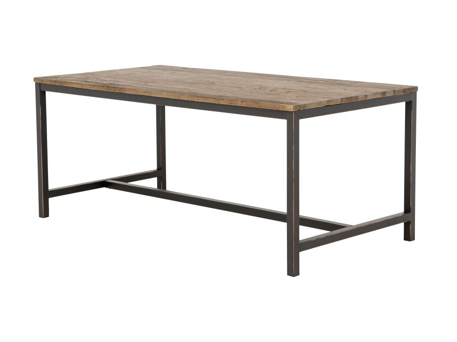 KAVAT Matbord 180 TräSvart i 2020   Matbord, Kaffebord, Bord