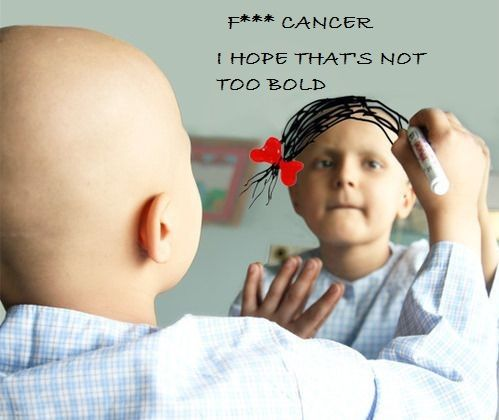F*** CANCER -  HELLO WORLD GREETING CARDS IS THE MOVEMENT...
