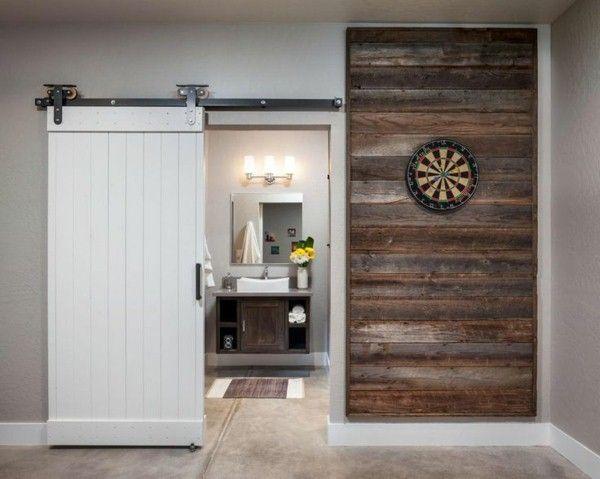 magnifiques portes en bois coulissantes bois moderne de design d - decoration portes d interieur