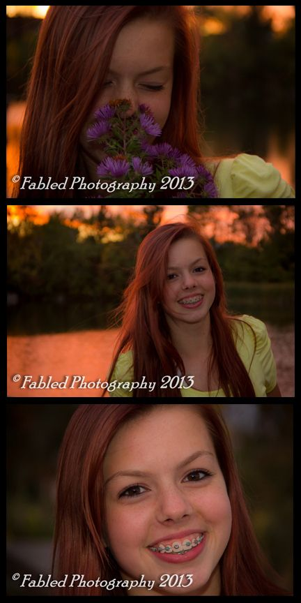 Teen Portrait by Fabled Photography