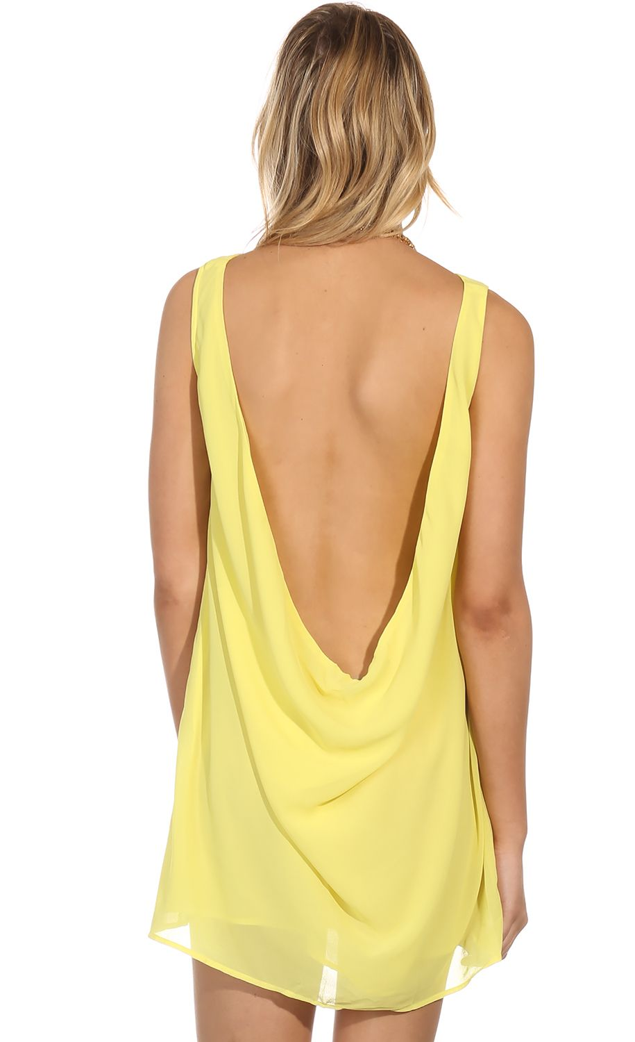 Party dresses > DANCE THE NIGHT AWAY DRESS IN YELLOW