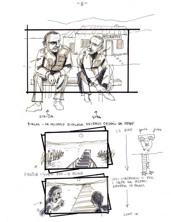 karaula_storyboard_06jpg (680×880) Video_Storyboards Pinterest
