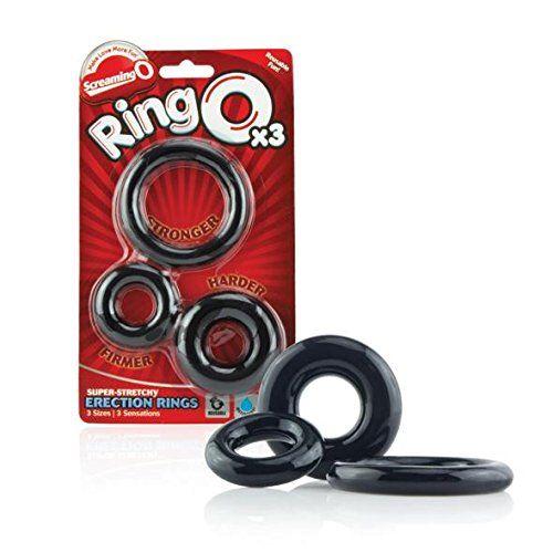The Screaming O - Ringo 3-Pack