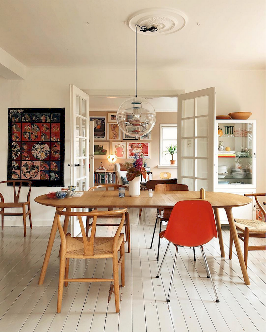 70+ Cottage Dining Room Designs with Everlasting Style images