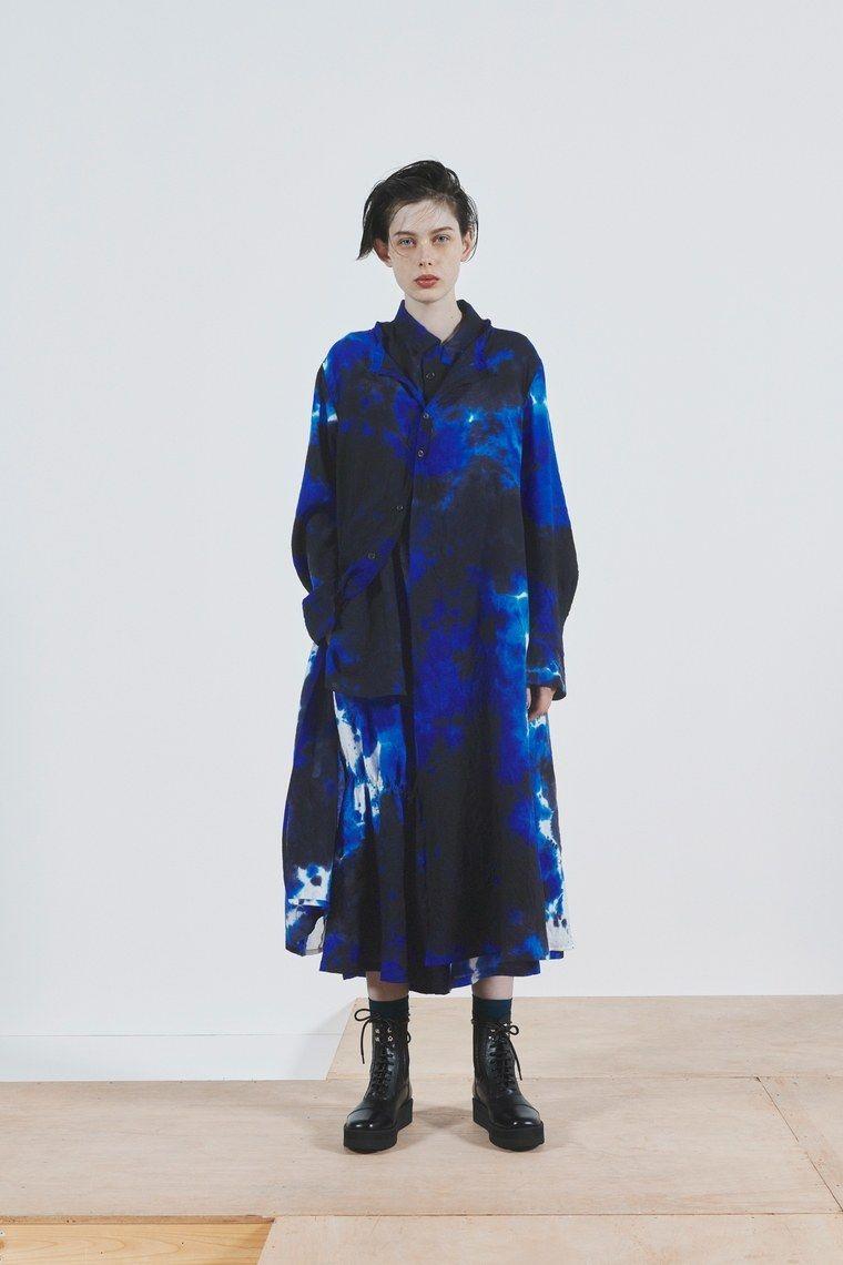 Y's Pré-Collections Automne-Hiver 2020 - Défilés   Vogue Paris