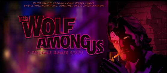 """The Wolf Among Us Episode 1 """"Faith"""" Review Nothing To"""