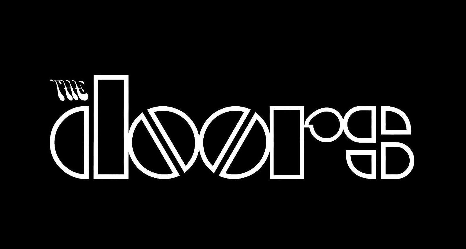 The Doors Band Logo Design Rock Band Logos Band Logos