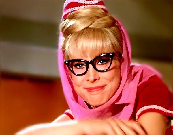 Barbara Eden, I Dream of Jeannie....I need those glasses.  https://www.facebook.com/VintagePennyLane