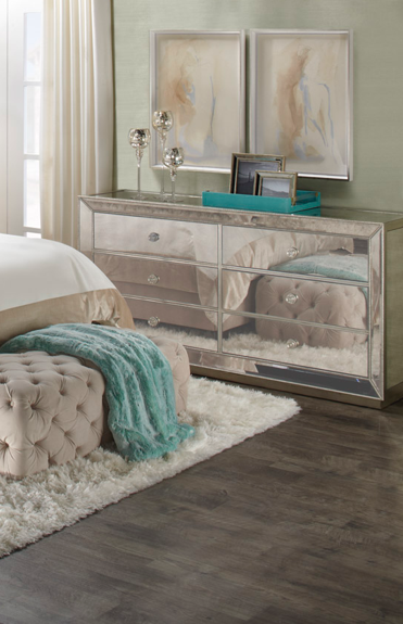 Peaceful Yet Polished Bedroom Benches Storage Che May 2017 We 3 Color Pinterest Bench And