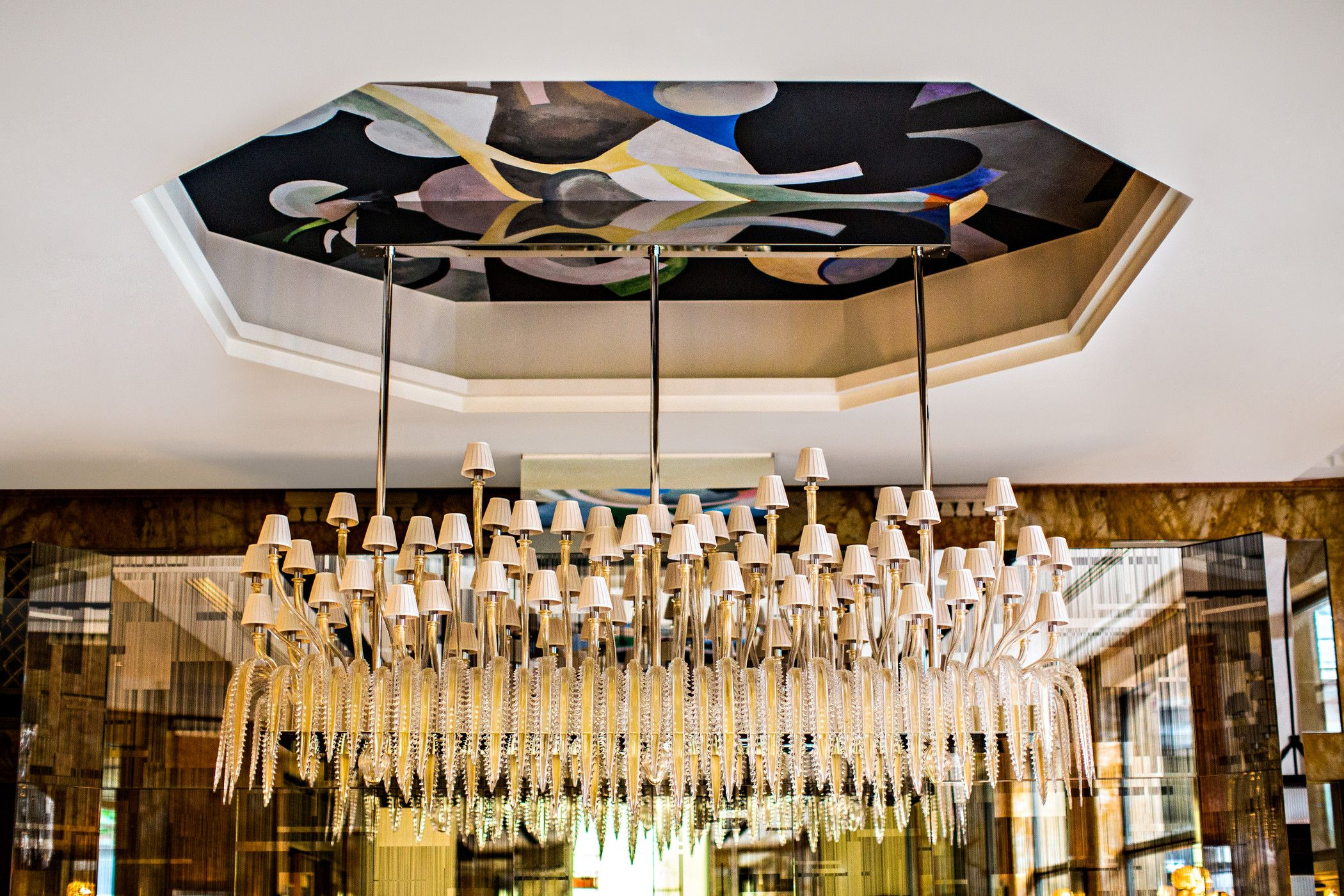Prince de Galle Hotel Paris (newly re-opened) - \'Les Heures\' bar ...