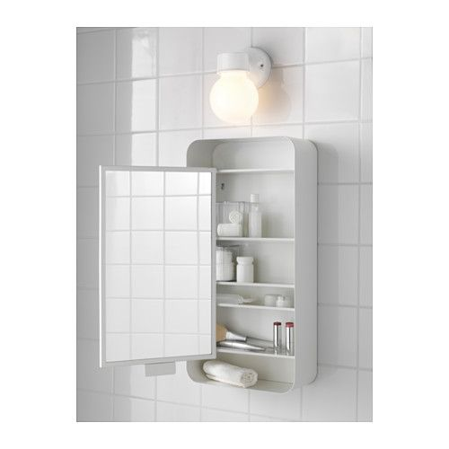 gunnern zrcadlov sk ka s 1 dv ky ikea for the home in 2018 rh pinterest com ikea bathroom mirror wall cabinet ikea bathroom mirror cabinet uk